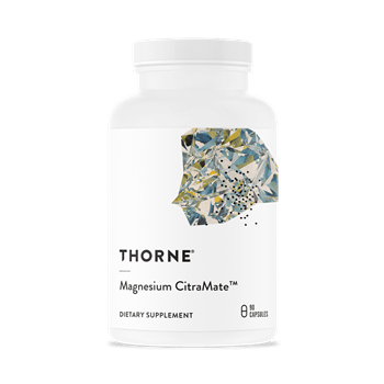 Magnesium Citramate by Thorne from Marty Ross MD Supplements Image