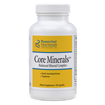 Core Minerals by Researched Nutritionals