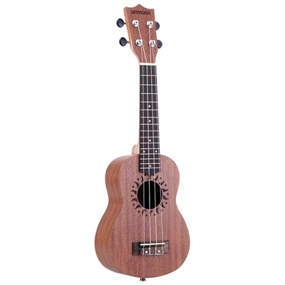 "<b><inline style=""font-size: 18px;""><inline style=""color: rgb(192, 80, 77);""><inline style=""font-family: Arial;"">Soprano Ukulele Sun</inline></inline></inline></b>"