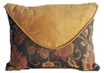 Envelope Accent Pillow