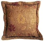 Flanged Edge Accent Pillow
