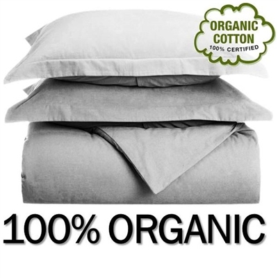 Organic Round Bed In A Bag