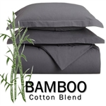 Bamboo Round Bed-In-A-Bag