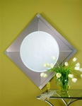 Aperio Diamond Mirror