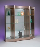 Capella Curio Side Cabinet Set