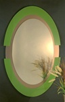 Depuri Oval Mirror