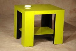 Vision Lamp Table
