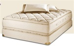 Constancia Pillowtop Round Mattress