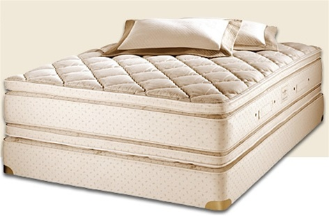 Jacqueline Pillowtop Round Mattress