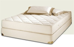 Celestial Organic Latex Round Mattress