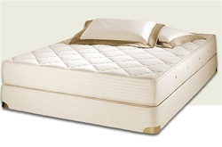Francena Natural Round Mattress