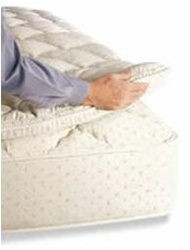 Capucine Round Mattress Topper