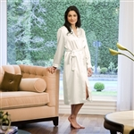 100% Silk Long Robe