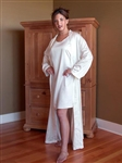 Luxurious Long Dressing Gown