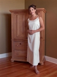Long Egyptian Cotton Gown