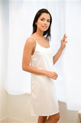 Egyptian Cotton Short Gown