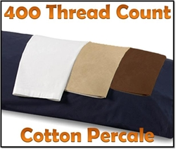 400TC Cotton Percale Body Pillow Case