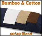 Bamboo/Cotton Blend Body Pillow Case