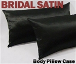 Bridal Satin Body Pillow Case