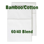 Bamboo/Cotton Blend Pillow Case Set