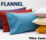 Flannel Pillow Case Set