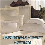 400TC Cotton Percale Pillow Shams
