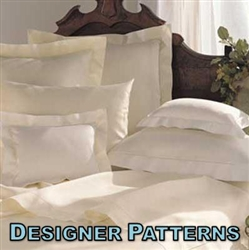 Designer Pattern Pillow Shams