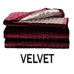 (CRANIUM) Furniture, Inc. – Velvet Round Bed-Cap