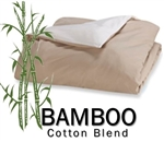 Bamboo Round Bedspread