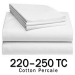 220-250TC Round Sheet Set