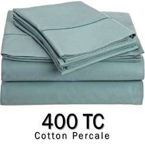 400TC Round Sheet Set