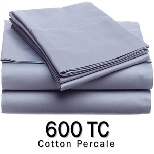 600TC Round Sheet Set