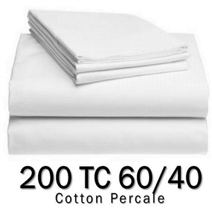 200TC Round Sheet Set