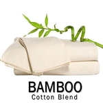 Bamboo Round Sheet Set