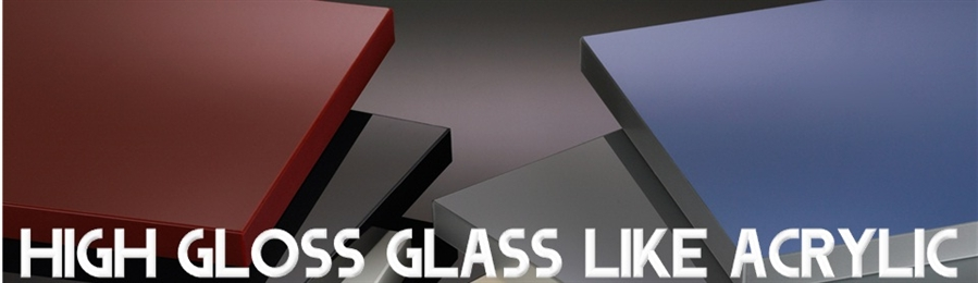 Our High Gloss Gl Like Acrylic Finish Is Highest Quality And End This Provides A Perfectly Flat Mirror Surface