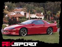 93-97 Camaro Ground Effects Kit