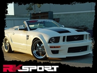 05-09 Mustang California Dream Body Kit