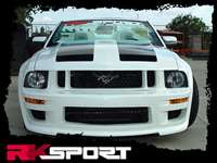 05-09 Mustang California Dream Front Bumper