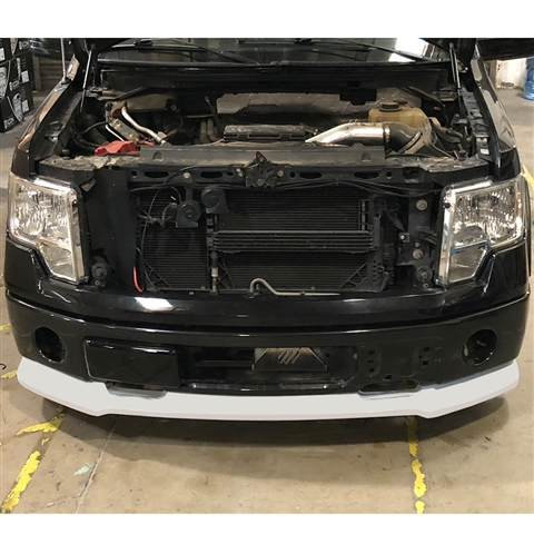 2009-14 Ford F150 Splitter