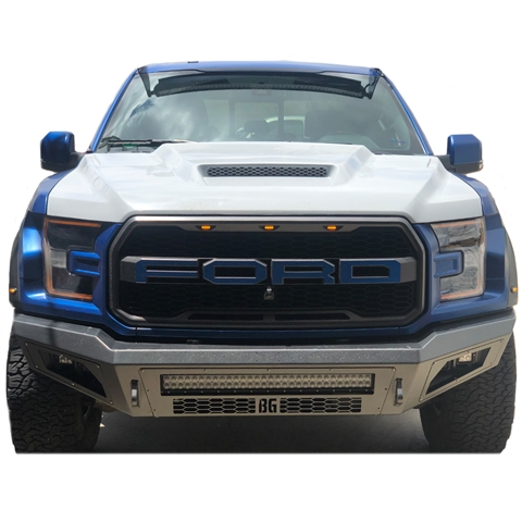 2017-19 Ford Raptor Ram Air Hood