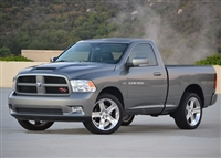 RKSport Dodge Ram 1500 Ram Air Hood