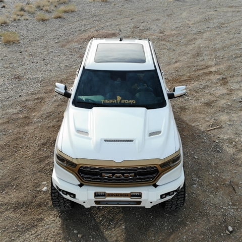 2019 Dodge Ram 1500 Ram Air Hood