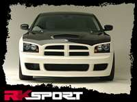 05-10 Charger Front Bumper