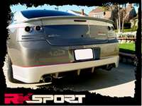 05-10 Heritage Edition Charger Rear Spoiler