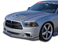 11-14 Charger Carbon Fiber Blister Ram Air Hood