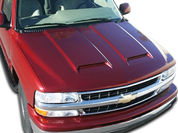 99-02 Silverado 1500 & HD Ram-Air Hood