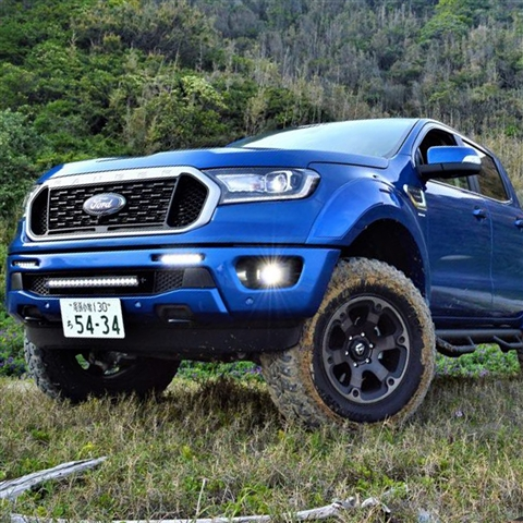 2019-Up Ford Ranger FG Fender Flares