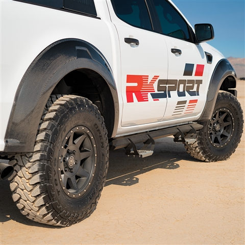 2019-Up Ford Ranger CF Fender Flares