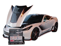 Chevrolet Stingray C7 Hood