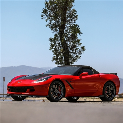 Chevrolet Stingray C7 Rocker Panels